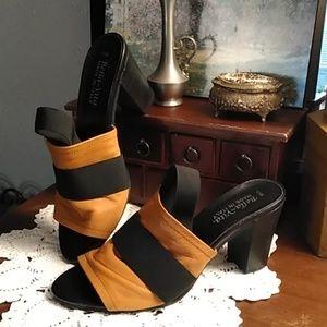 NWOT Italian leather shoes